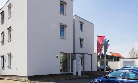 Architekt Hirt Schule