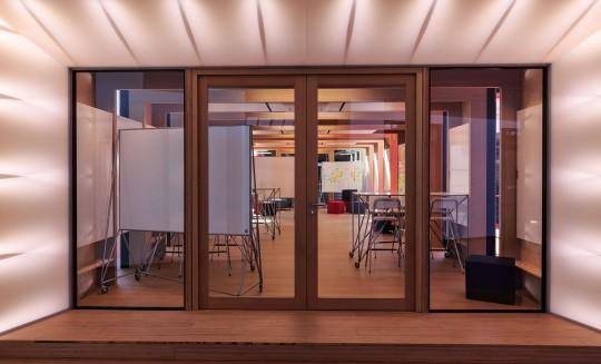 Eingang Verwaltung Transparenz